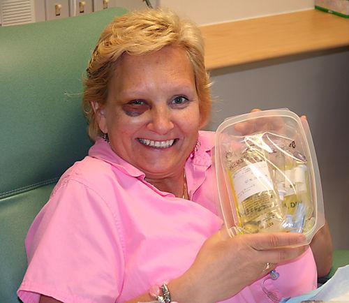 Good bye chemo!