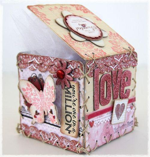 Lace up gift box 2