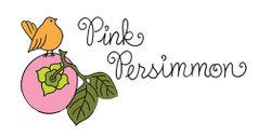 Pink persimmon logo