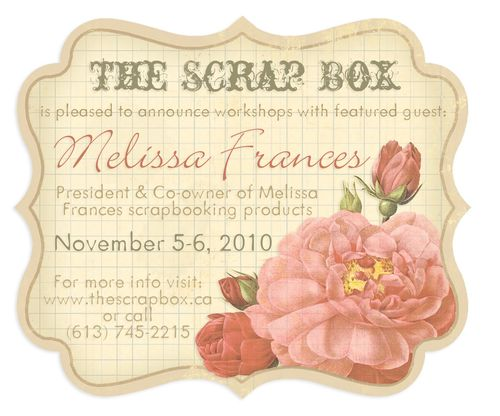 Melissa Frances event logo copy