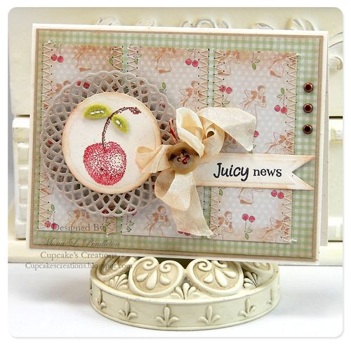 Card - Juicy news