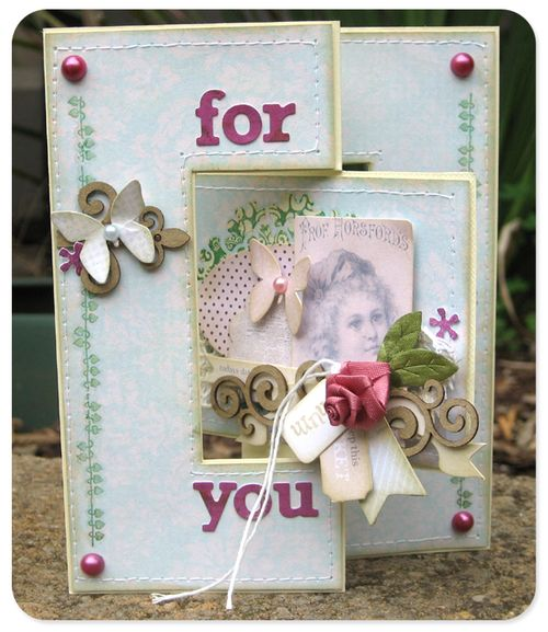 Card - for you