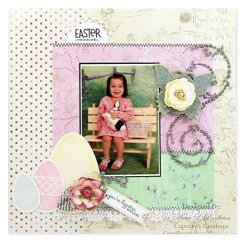 Blog - Mona Easter Layout