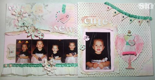 Layout - Sew Cute1
