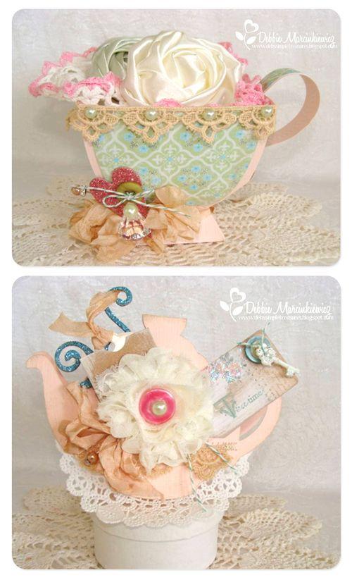 Teacup cards