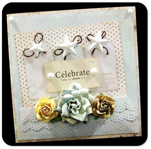 Card - Celebrate Sabrina