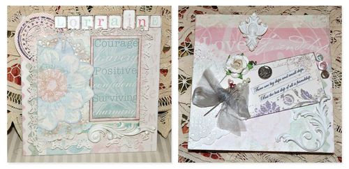 Thankful collection cards set 2