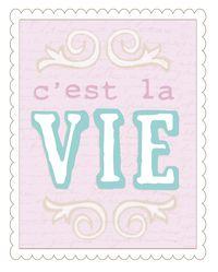 C'est_la_vie_logo