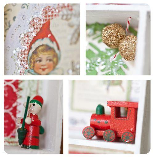 Evgenia christmas box detail