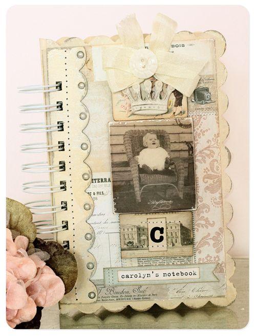 Notebook vintage