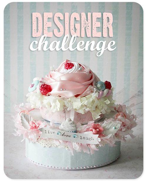 Designer challenge fabienne