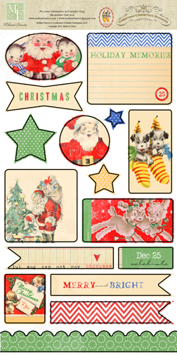 GN601 - CountdowntoChristmasStickers