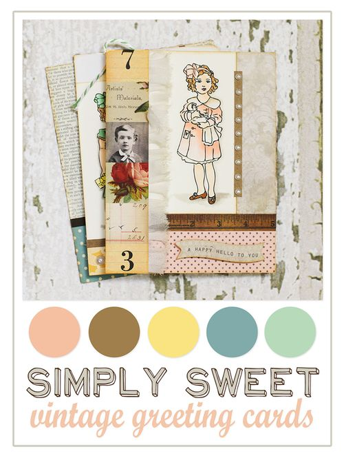 Simply Sweet greeting cards preview smaller