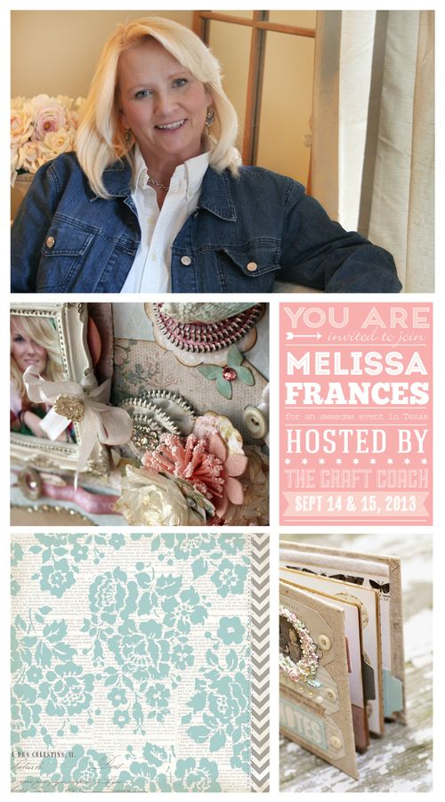 Melissa event for web