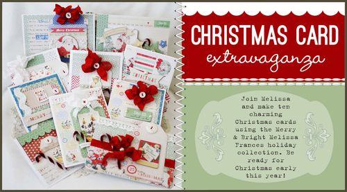 Melissa christmas card class copy