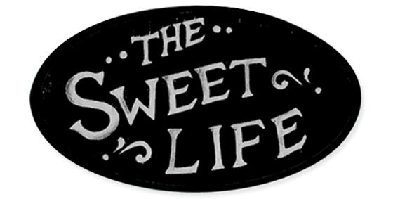 The sweet life logo
