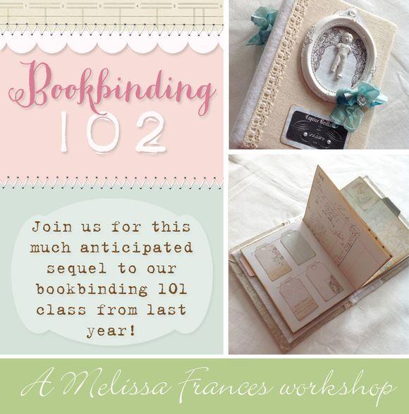 Bookbinding 102