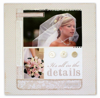 Weddinglayout